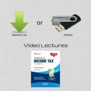 Paper 4A- Income Tax (CA IPCC Group I) by CA Raj K Agrawal