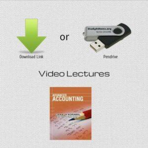 Paper 5 - Advanced Accounting (CA IPCC Group II) by CA Raj K Agrawal