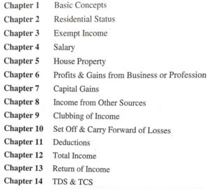 Paper 4A - Income Tax (CS Executive New Syllabus Module I) by CA Raj K Agrawal