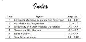Business Statistics for B.Com DU (Delhi University) by CA Raj K Agrawal
