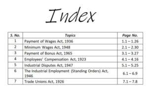 Compensation Laws for M.Com DU (Delhi University) by CA Aishwarya Khandelwal Kapoor