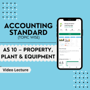 AS 10 - Property, Plant & Equipment