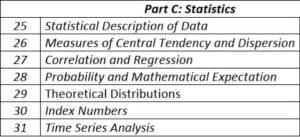 Paper 3 - Business Mathematics, Logical Reasoning & Statistics (CA Foundation) by CA Raj K Agrawal