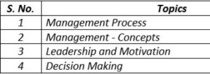 Paper 1 - Fundamentals of Economics & Management (CMA Foundation) by CA Aishwarya Khandelwal and Janhavi Ma'am