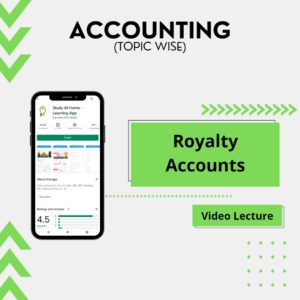 Royalty Accounts