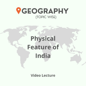 Physical Feature of India