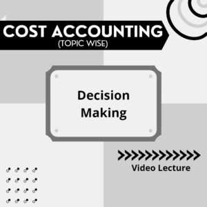 Cost Decision Making
