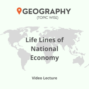 Life Lines of National Economy