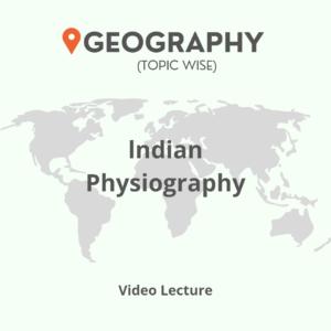 lndian Physiography