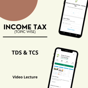 TDS & TCS