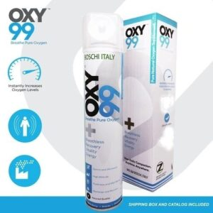 Oxy99 Portable Pure Oxygen Can