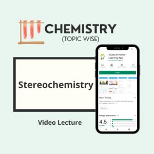 Stereochemistry