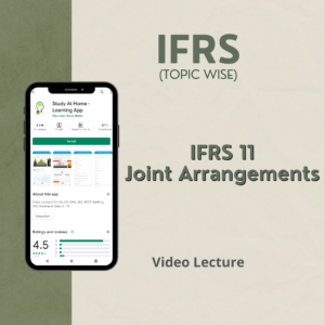 IFRS 11 - Joint Arrangements