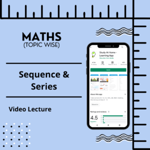 Sequence & Series