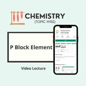 P Block Element