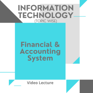 Financial and Accounting System