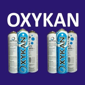 OxyKan Poratable Pure Oxygen Can