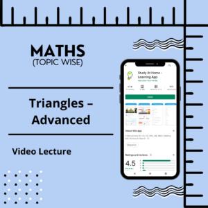 Triangles - Advanced