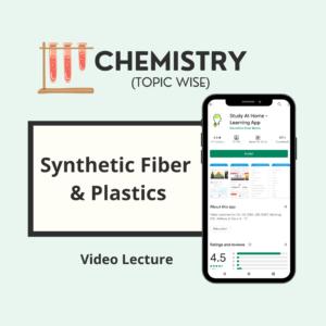 Synthetic Fiber and Plastics