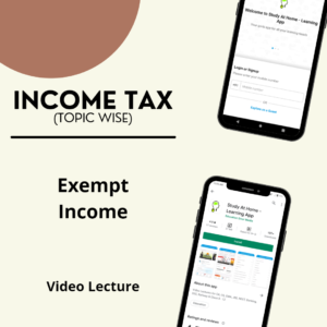 Exempt Income