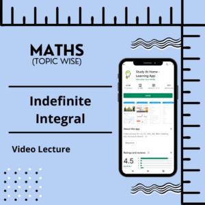 Indefinite Integral