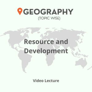 Resource and Development