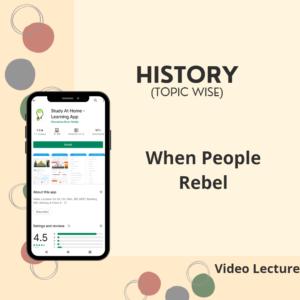 When People Rebel