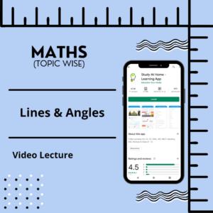 Lines & Angles